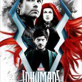 Movie, Inhumans(美國) / 異人族(台), 電影海報, 台灣
