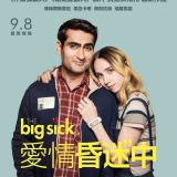 Movie, The Big Sick(美國) / 愛情昏迷中(台) / 情人眼裡巴基斯(港) / 大病(網), 電影海報, 台灣