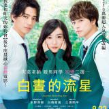 Movie, ひるなかの流星(日本) / 白晝的流星(台) / Hirunaka no ryuusei(英文) / 昼行闪耀的流星(網), 電影海報, 台灣
