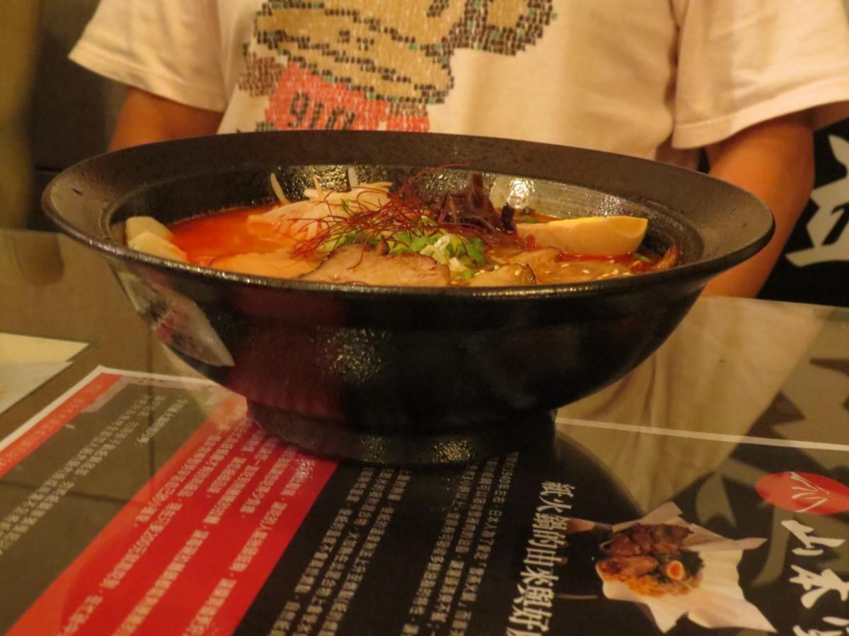 山本堂拉麵鍋@台北店, 餐具, 拉麵碗