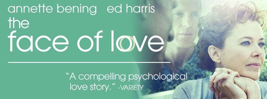 Movie, The Face of Love(美國) / 聽說愛情回來過(台) / 爱情的模样(網), 電影海報, 美國, 橫式