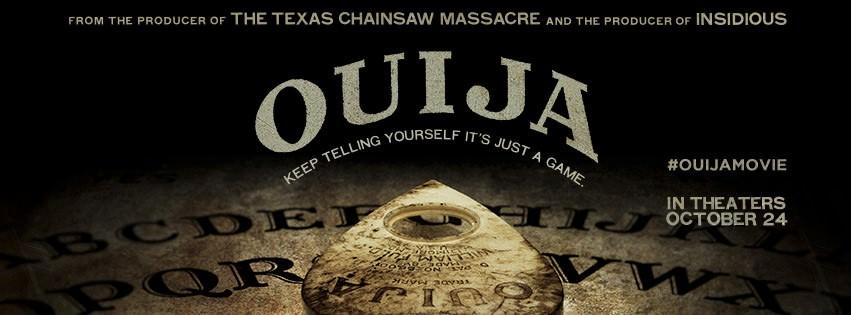 Movie, Ouija(美國) / 碟仙(台) / 死亡占卜(港), 電影海報, 美國, 橫式