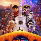 Movie, Coco(美國) / 可可夜總會(台) / 寻梦环游记(中) / 玩轉極樂園(港), 電影海報, 美國
