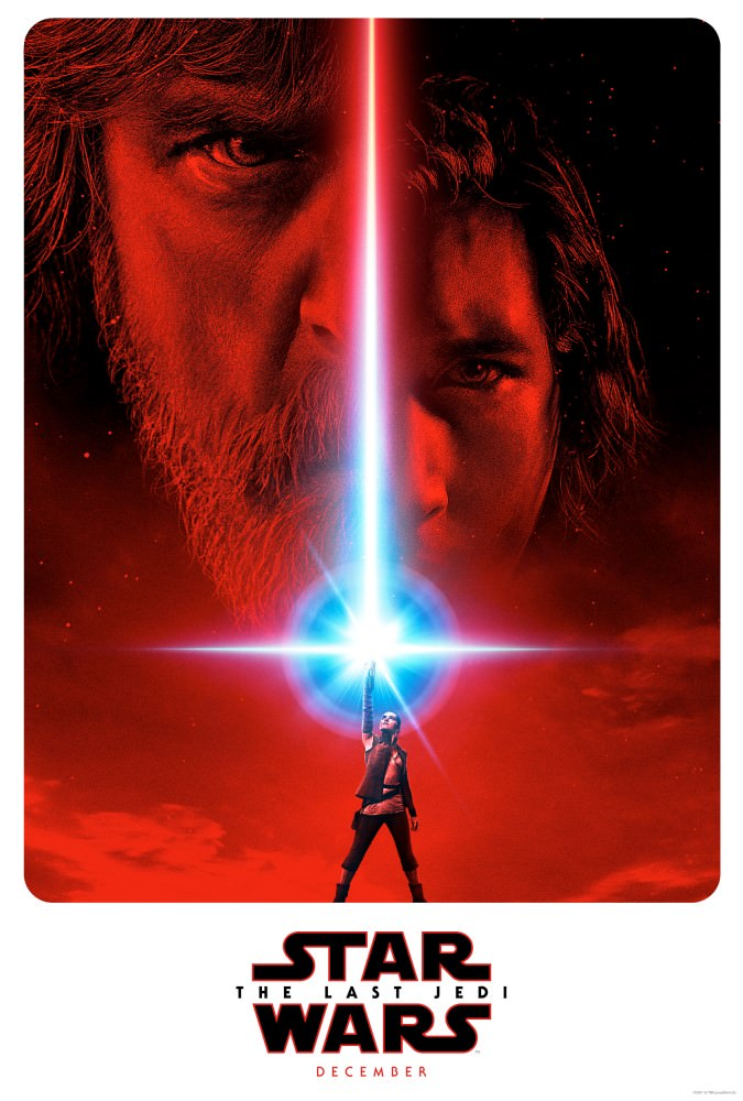 Movie, Star Wars: The Last Jedi(美國) / STAR WARS:最後的絕地武士(台) / 星球大战8:最后的绝地武士(中) / 星球大戰:最後絕地武士(港), 電影海報, 美國, 角色