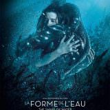 Movie, The Shape of Water(美國) / 水底情深(台) / 忘形水(港) / 水形物语(網), 電影海報, 法國