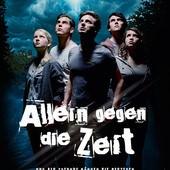 Movie, Allein gegen die Zeit - Der Film(德國) / 全面穿梭(台.電視) / Time Heroes(英文) / 与时间独斗(網), 電影海報, 德國