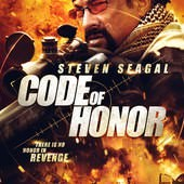 Movie, Code of Hono(美國) / 肅殺刑者(台.電視) / 荣耀法则(網), 電影海報, 美國