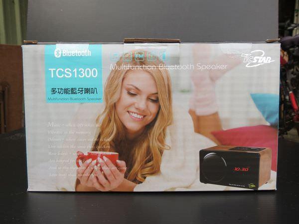 T.C.STAR 多功能藍牙喇叭, TCS1300