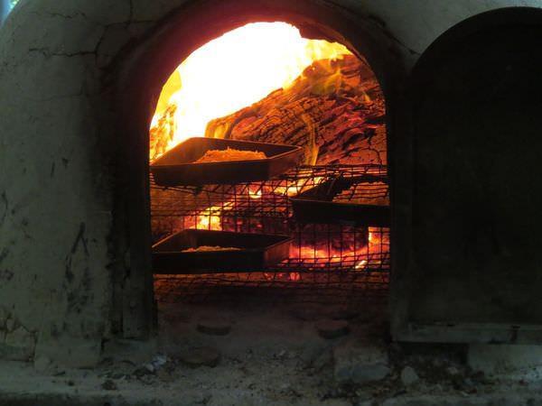 頭城農場, 農場環境, 窯烤.焢窯