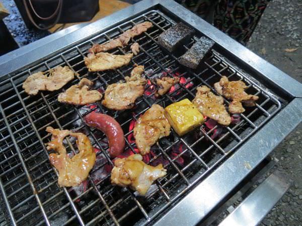頭城農場, 農場環境, 餐廳, 晚餐, 烤肉