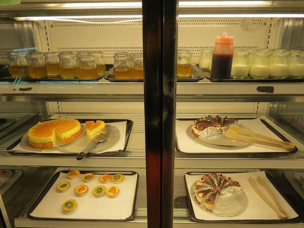 成吉思汗蒙古烤肉, 用餐環境, 甜點區