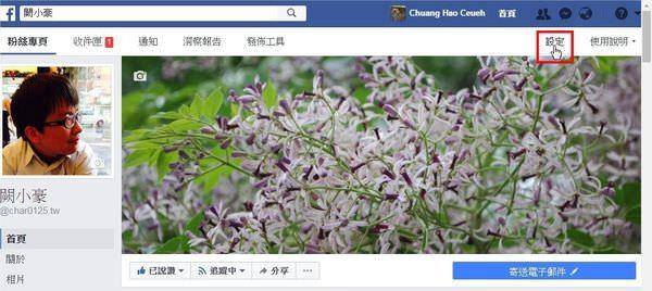 臉書 Facebook, 粉絲專頁, 粉絲專頁角色
