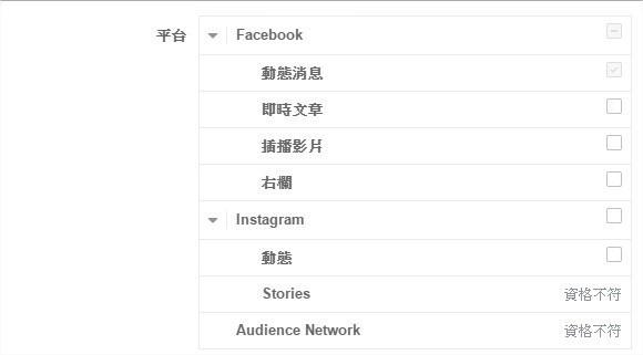 臉書 Facebook, 粉絲專頁, 付費推廣, 廣告管理員, 廣告組合, 編輯