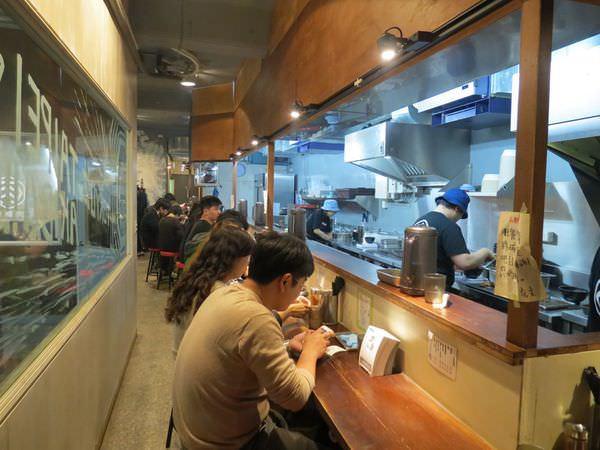 佐藤精肉店akiba, 用餐空間