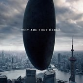 Movie, Arrival(美國) / 異星入境(台) / 降临(中) / 天煞異降(港), 電影海報, 美國, 預告海報(上海)