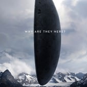 Movie, Arrival(美國) / 異星入境(台) / 降临(中) / 天煞異降(港), 電影海報, 美國, 預告海報(西伯利亞-俄羅斯)
