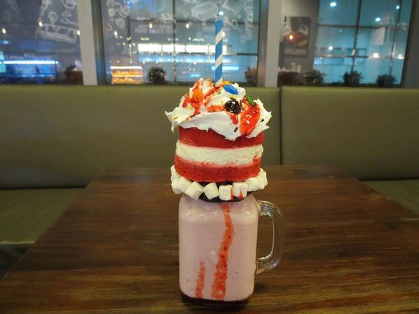 Holly Brown Coffee, 餐點, 小紅帽與大野莓