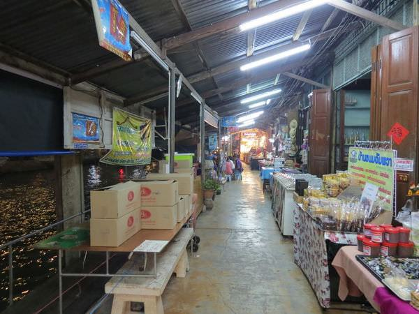 安帕瓦水上市場(Amphawa Floating Market), 泰國, 夜功府, 安帕瓦