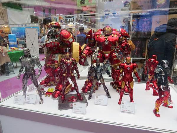 2016台北電影玩具展, 加賀玩具