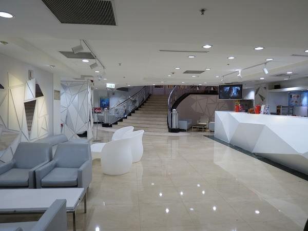 喜滿客京華影城, 樓層, B1, VIP廳, 大廳