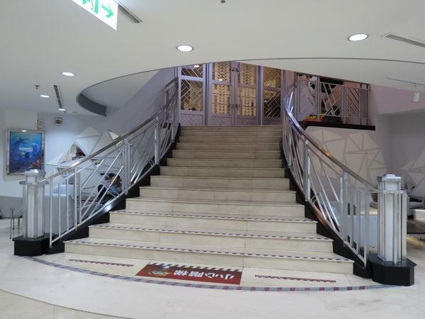 喜滿客京華影城, 樓層, B1, VIP廳, 大廳, 入口