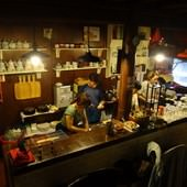 家適咖啡(JUST coffee), 環境, 吧台