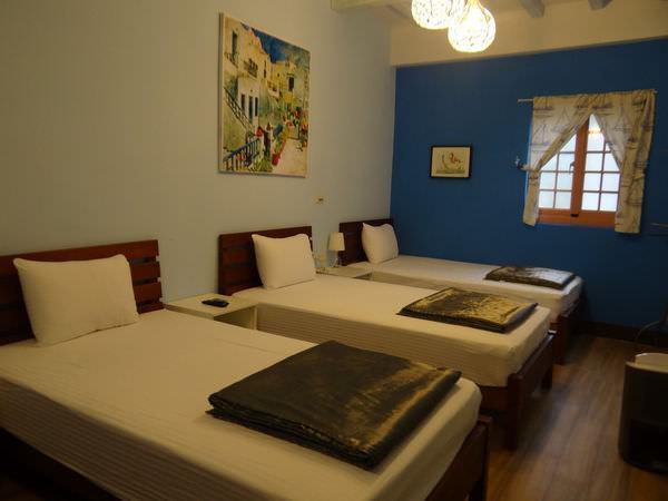 家適咖啡民宿(JUST coffee&hostel), 房間, 201房