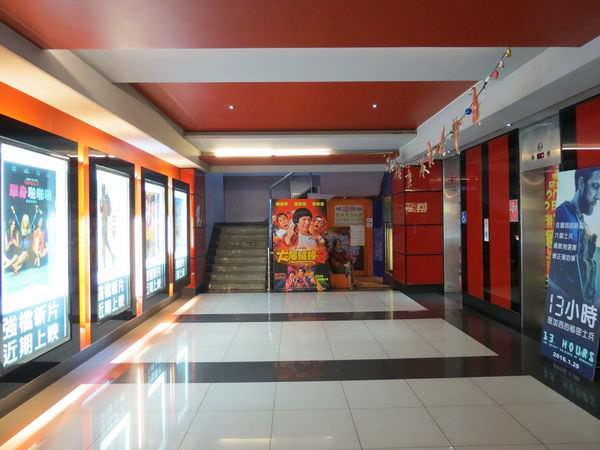 嘉年華影城, 1F, 電梯