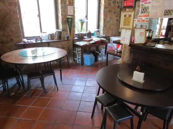 依嬤的店, 用餐空間