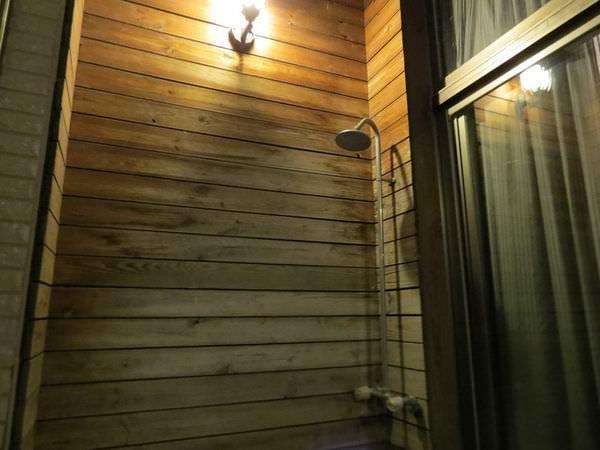 關子嶺統茂溫泉會館, 房間, 四人湯屋套房