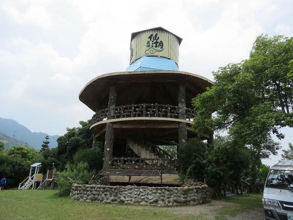 仙湖休閒農場, 設施, 涼亭