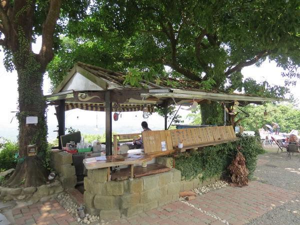 仙湖休閒農場, 建築, 咖啡吧台