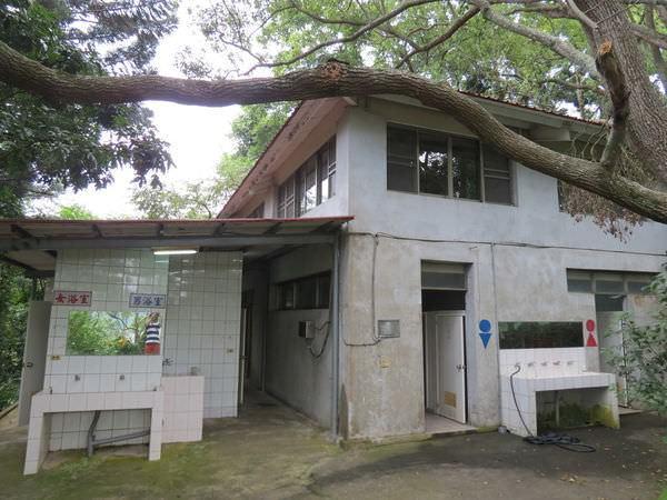 仙湖休閒農場, 建築, 浴室&廁所