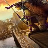 Movie, Teenage Mutant Ninja Turtles 2(美) / 忍者龜:破影而出(台) / 忍者神龟2:破影而出(中) / 忍者龜:魅影突擊(港), 電影海報, 美國
