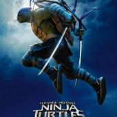 Movie, Teenage Mutant Ninja Turtles 2(美) / 忍者龜:破影而出(台) / 忍者神龟2:破影而出(中) / 忍者龜:魅影突擊(港), 電影海報, 英國