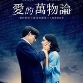 Movie, The Theory of Everything(英) / 愛的萬物論(台) / 霍金:愛的方程式(港) / 万物理论(中),電影海報, 台灣