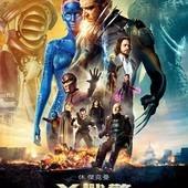 Movie, X-Men: Days of Future Past(美.英) / X戰警:未來昔日(台) / X战警:逆转未来(中) / 變種特攻:未來同盟戰(港), 電影海報, 台灣