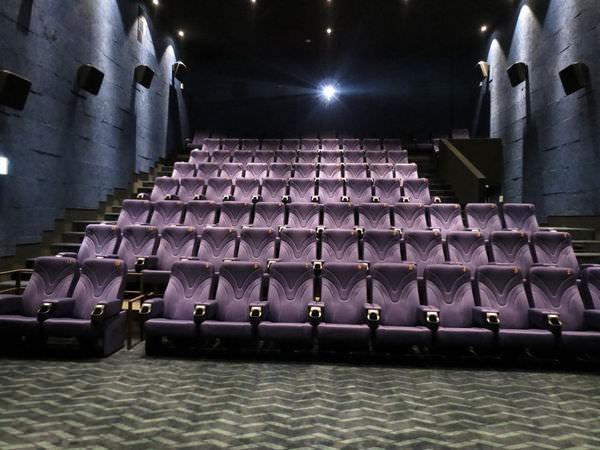 嘉義秀泰影城, 電影廳, 2廳