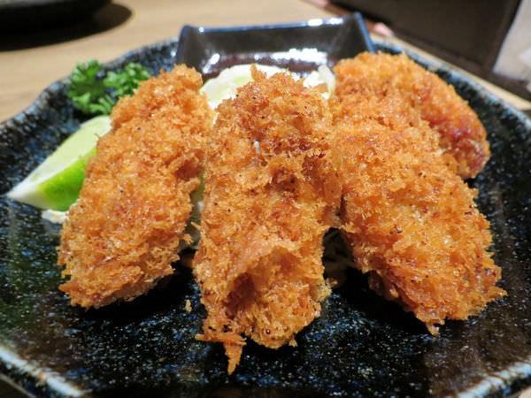 樂麵屋@站前店, 日式炸牡蠣