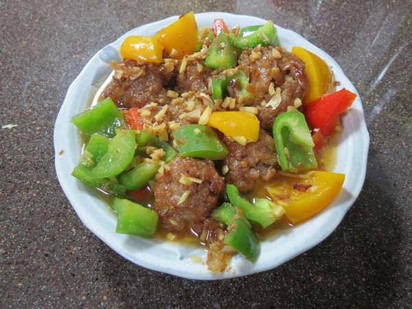 牛頭牌紅蔥醬, 開運團圓年菜, 香蔥燒肉丸16