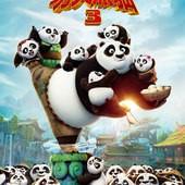 Movie, Kung Fu Panda 3(美) & 功夫熊猫3(中) / 功夫熊貓3(台.港), 電影海報, 台灣
