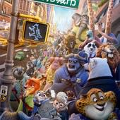 Movie, Zootopia(美) / 動物方城市(台) / 疯狂动物城 (中)/ 優獸大都會(港), 電影海報