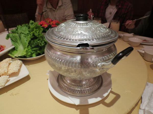 湄河餐廳, 餐點, 泰國香米