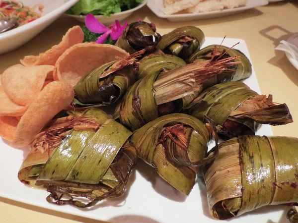 湄河餐廳, 餐點, 香蘭雞