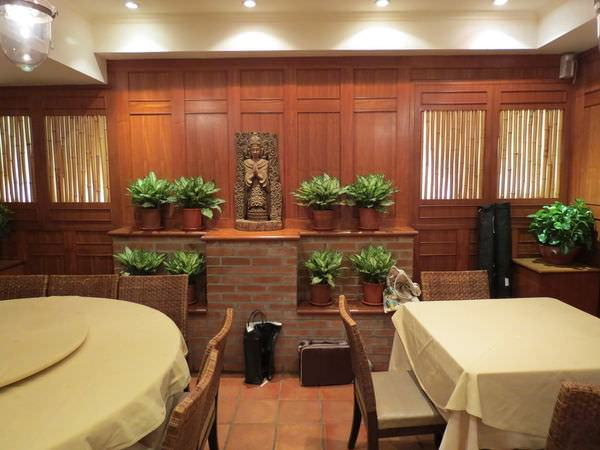 湄河餐廳, 用餐環境, B1
