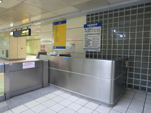 台北捷運, 駐點服務