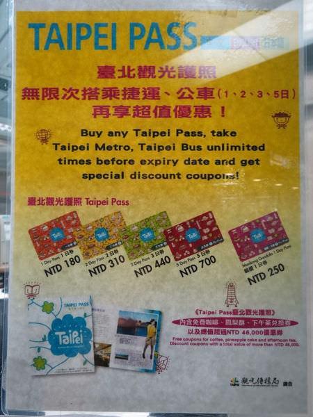 台北捷運, 臺北觀光護照(Taipei Pass)