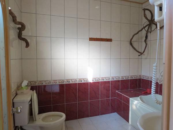 亞力民宿, 衛浴
