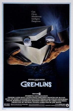 Movie, Gremlins / 小精靈 / 小精灵, 電影海報