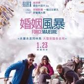 Movie, Force Majeure / 婚姻風暴 / 游客 / Turist, 電影海報